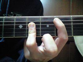 ギターコード B