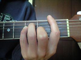 ギターコード F