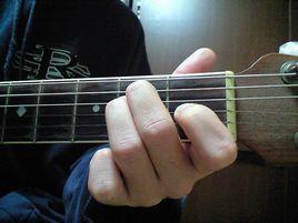 ギターコード E