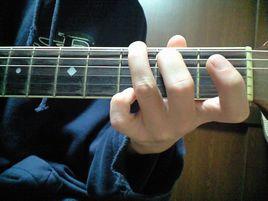 ギターコード G